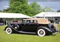 1937 Packard 1502 Super Eight