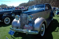 1937 Packard 120CD image.