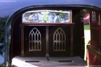 1938 Packard Formal Town Car Art-Carved Hearse