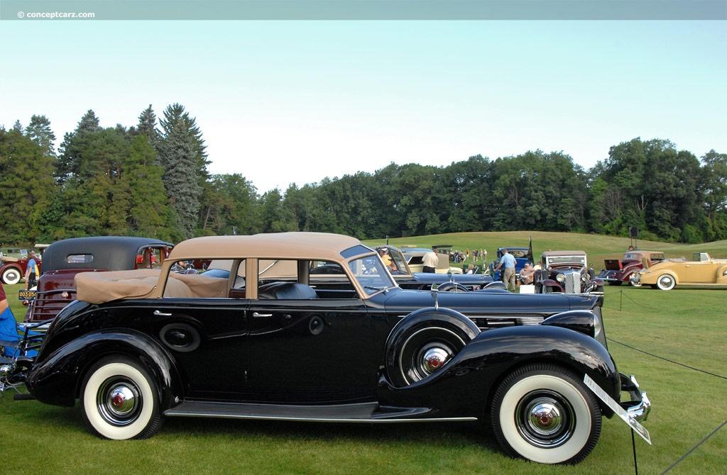 1938 Packard 1608 Twelve Image