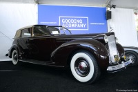 1938 Packard 1608 Twelve.  Chassis number 608 2022
