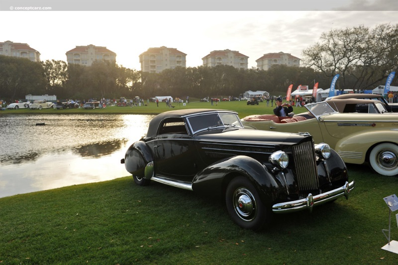 1938 Packard 1601 Eight