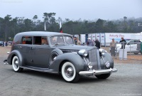 1938 Packard 1605 Super Eight image.