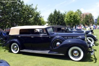 1938 Packard 1605 Super Eight