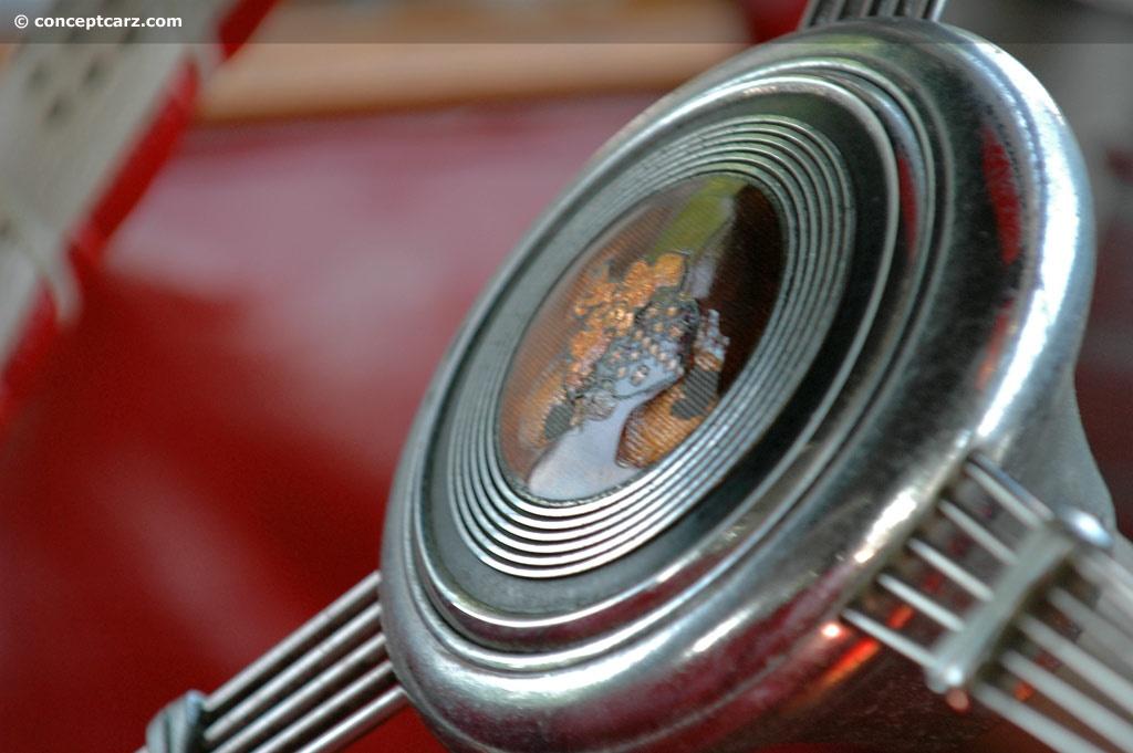 1938 Packard Super Eight Image