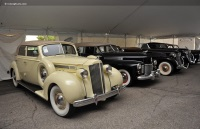 1938 Packard 1604 Super Eight image.