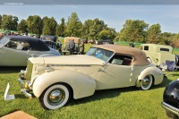 1939 Packard One Twenty