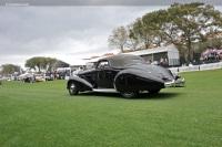 1938 Packard 1601 Eight