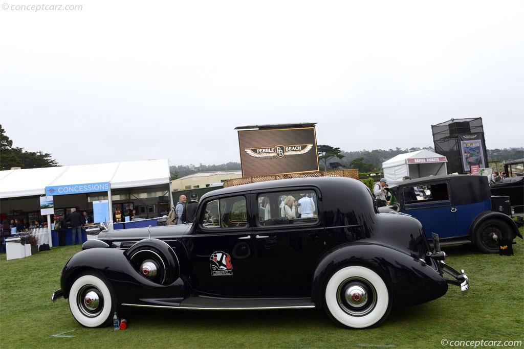 1938 Packard 1607 Twelve Image