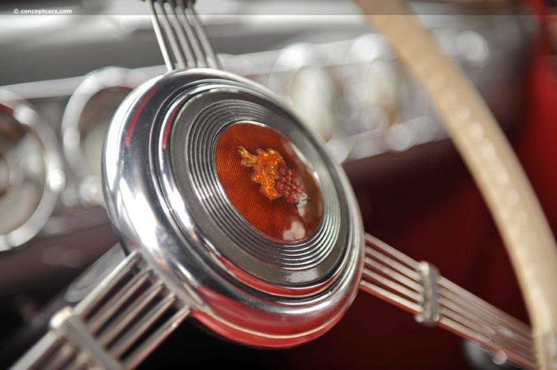 1938 Packard 1608 Twelve
