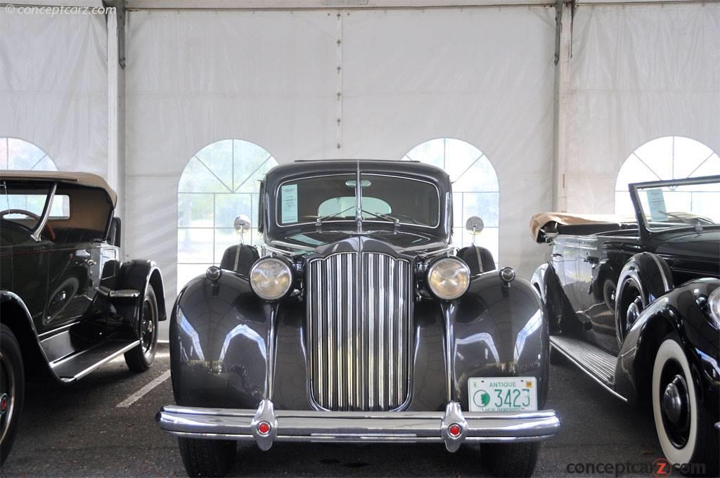 1939 Packard 1707 Twelve