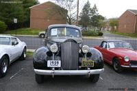 1939 Packard 1700 Six.  Chassis number 128215707