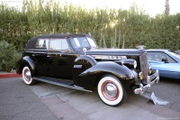 1940 Packard One-Twenty.  Chassis number 1397-2180
