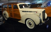 1940 Packard 110 image.
