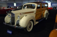 1940 Packard One-Ten