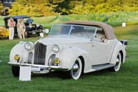 1940 Packard One-Twenty