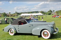 1940 Packard Super-8 One-Sixty