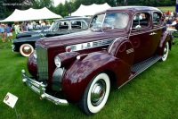 1940 Packard Custom Super-8 One-Eighty
