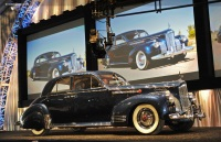 1941 Packard Super 8 180.  Chassis number 14522002