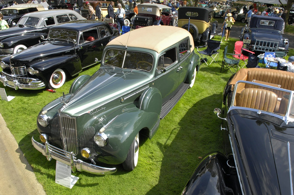 1941 Packard Super-8 One-Sixty