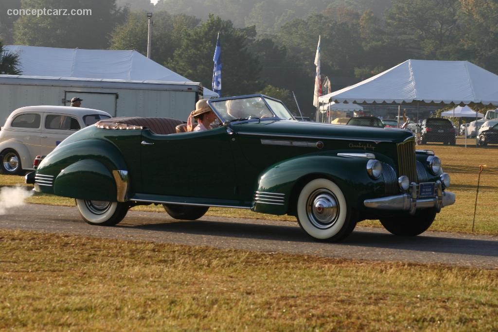 1941 Packard Super 8 180 Image