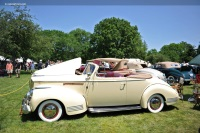1942 Packard Special Clipper 110 image.