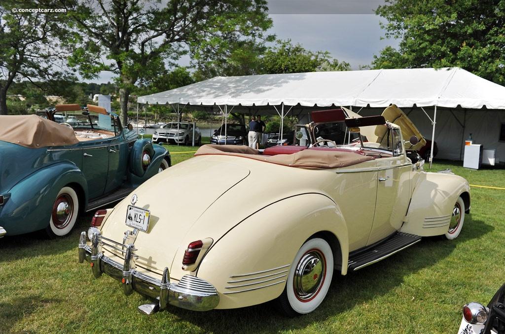 1942 Packard Six