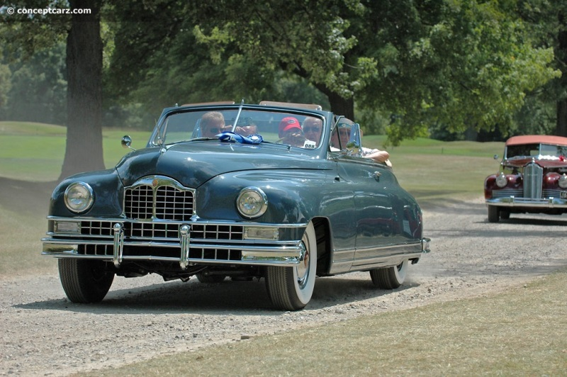 1948 Packard Custom Eight