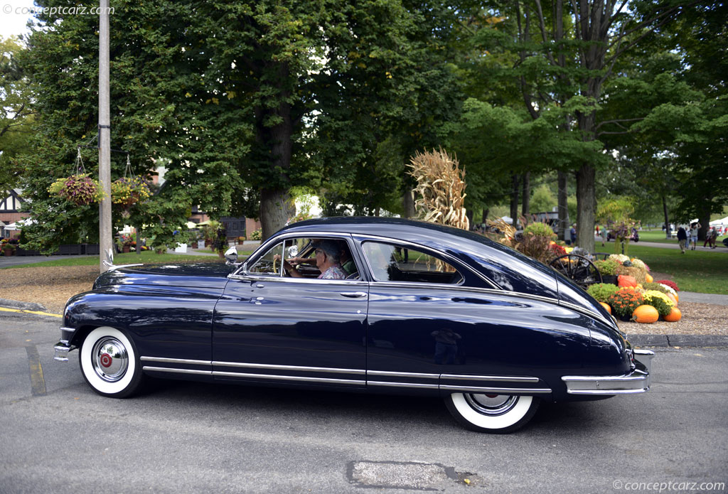 Is Cadillac A Foreign Car >> 1948 Packard Custom Eight at the The Concours d'Elegance at Stan Hywet Hall & Gardens