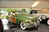 1948 Packard Standard Eight