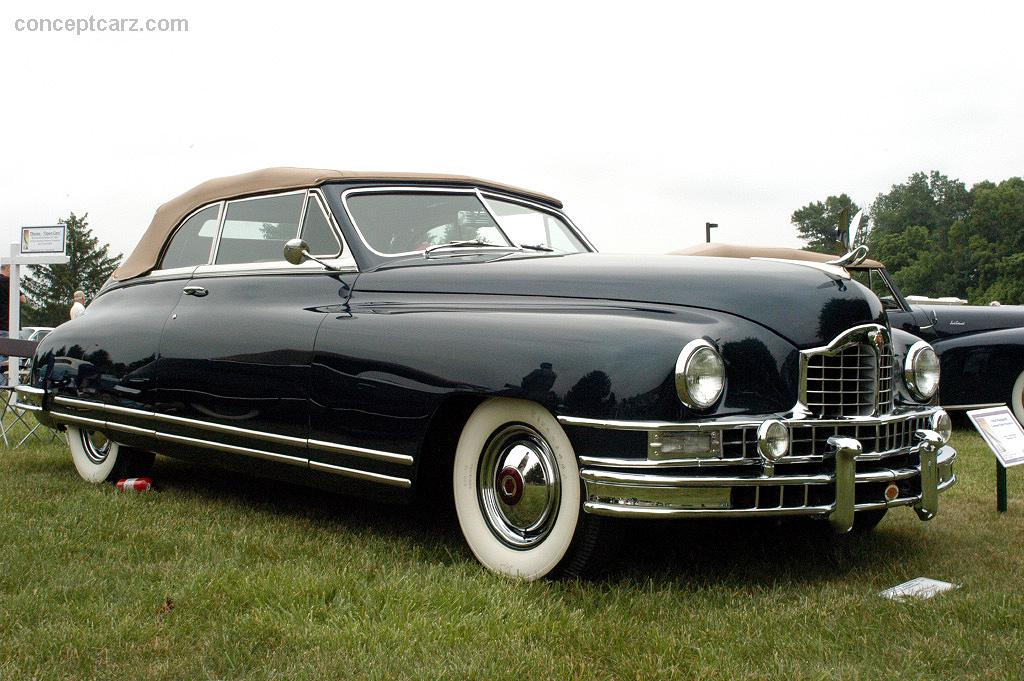 1948 Packard Custom Eight Image