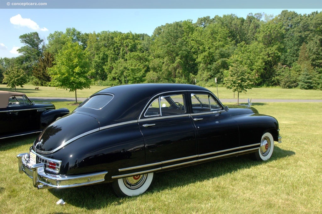 1949 Packard Custom Eight Image