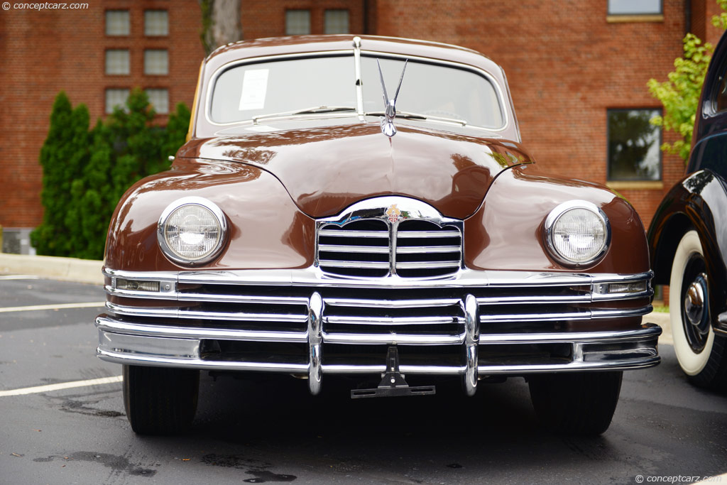 1949 Packard Eight Series
