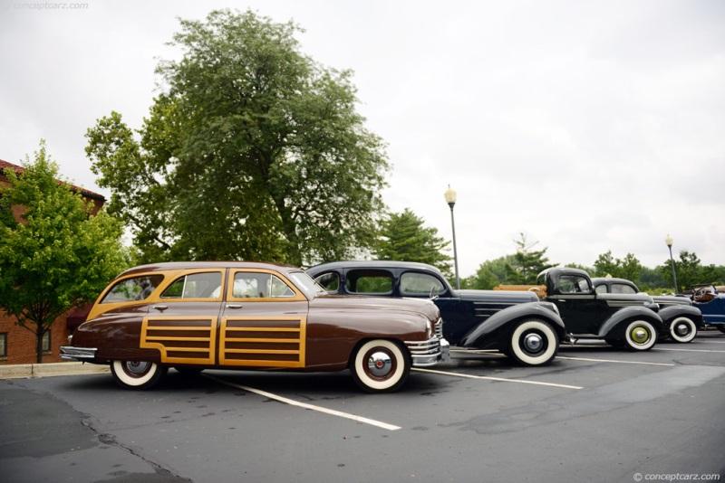 1949 Packard Eight Series