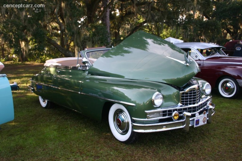 1950 Packard Custom Eight Image