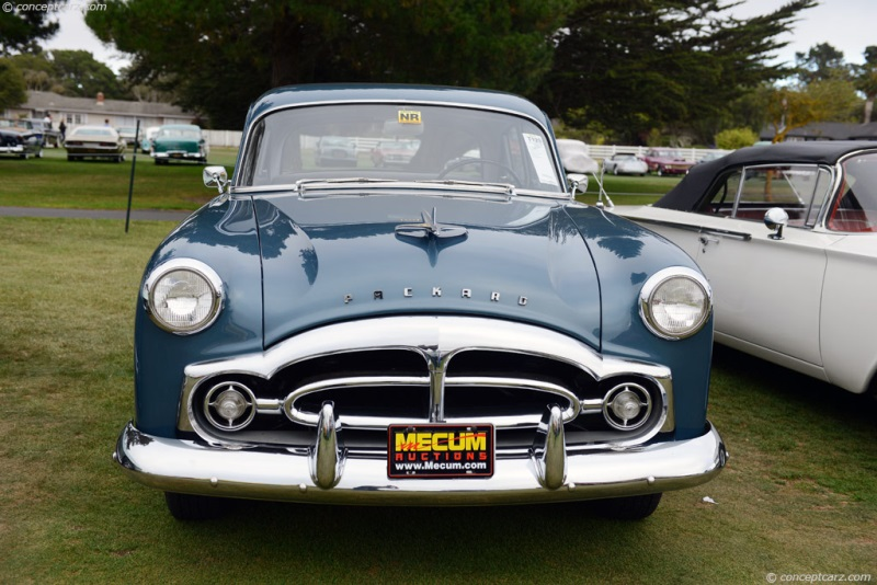Chassis 249220265 1951 Packard 200 chassis information