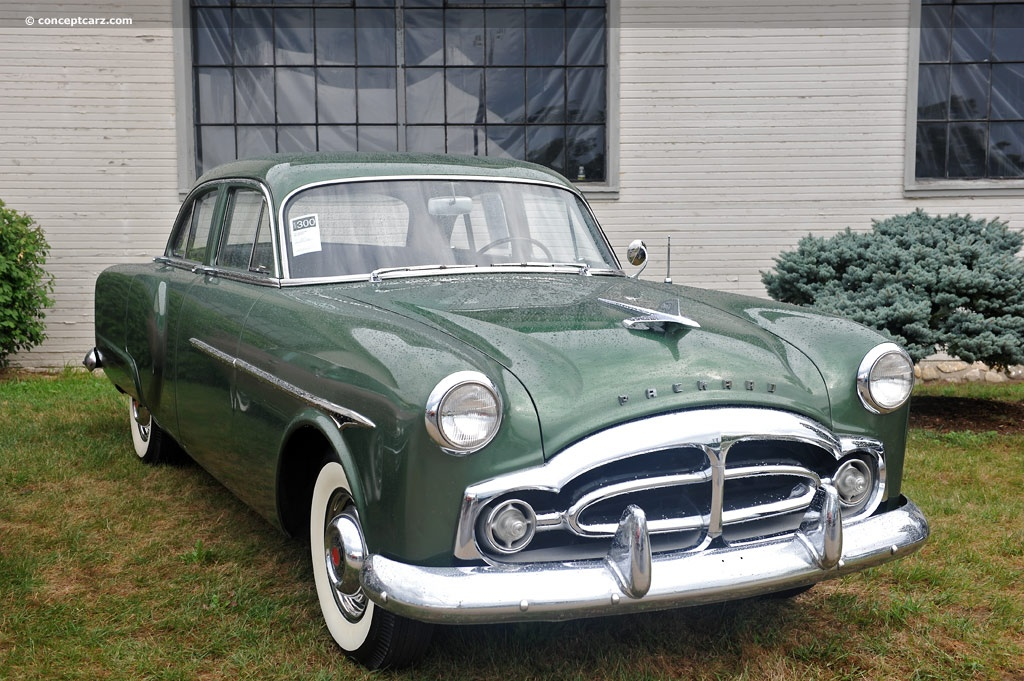 1951 Packard 200 Image Chassis Number 246217617