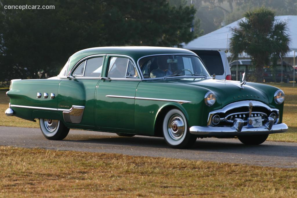 1951 Packard Patrician 400 Image Chassis Number 7360