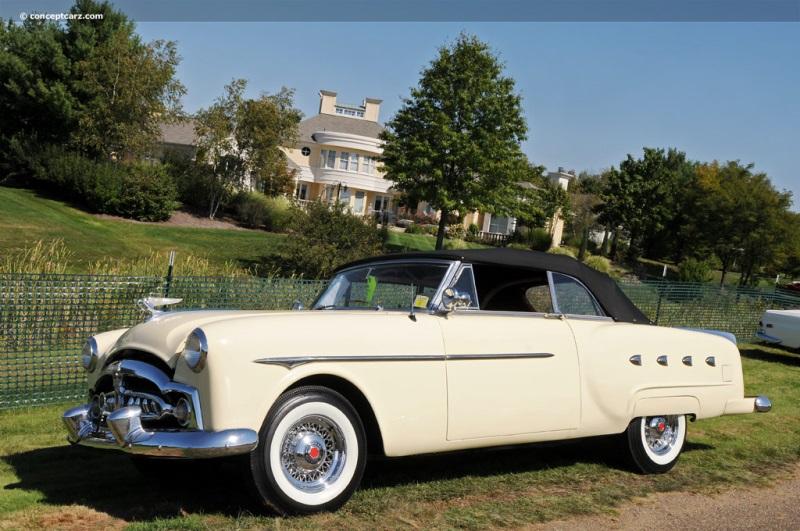 1952 Packard 250
