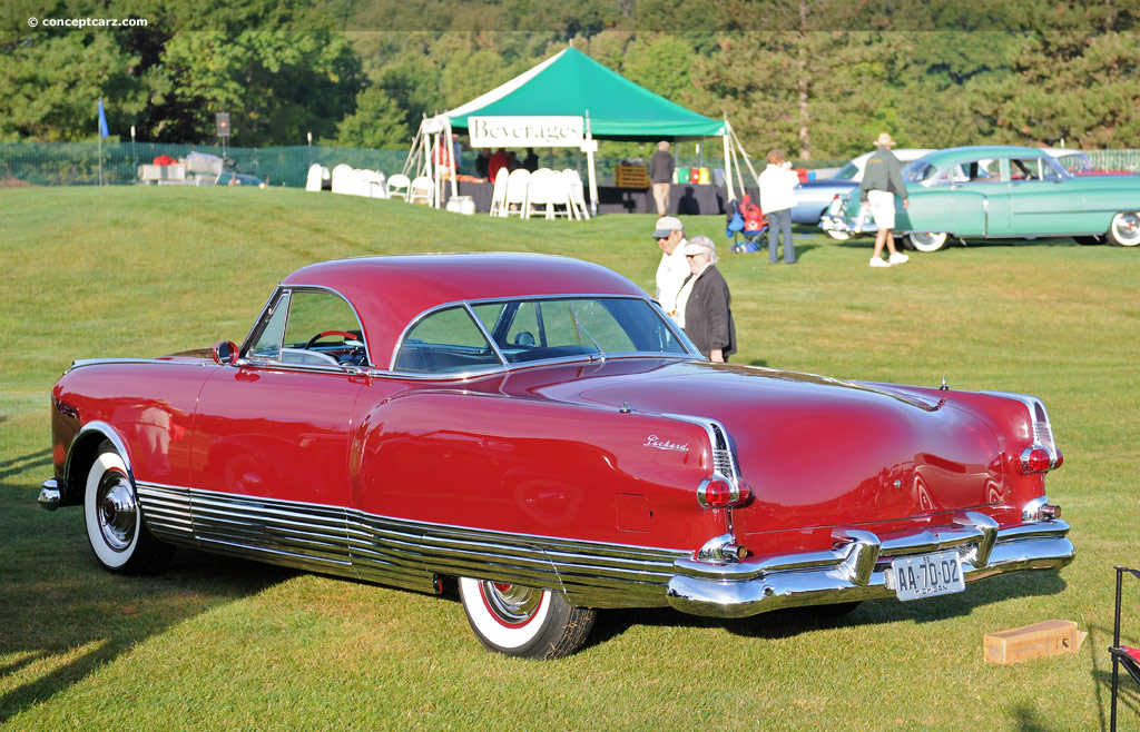 1952 Packard Panther Macauley photo on 925350