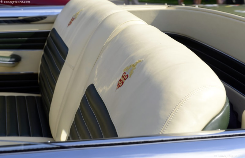 1952 Packard Pan American