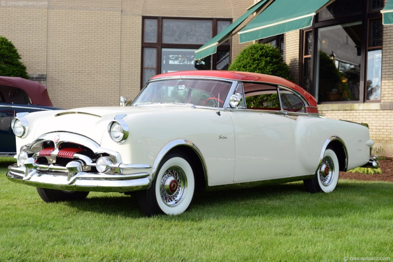 1953 Packard Balboa Concept Chassis Information