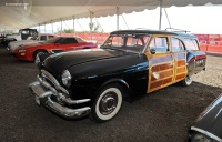 1953 Packard Woody Station Wagon image.