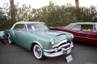 1953 Packard Caribbean.  Chassis number 2678-2061