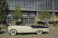 1954 Packard Caribbean Custom image.