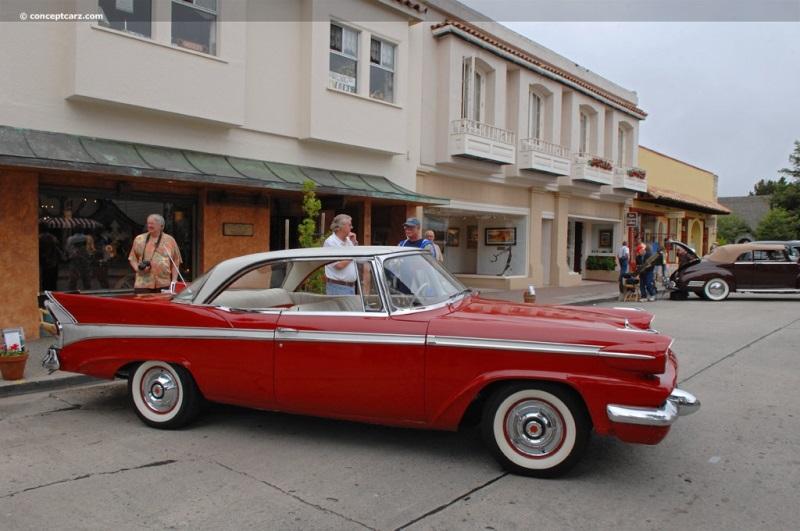 1958 Packard Series 58L