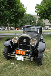 Chassis information for Packard 236