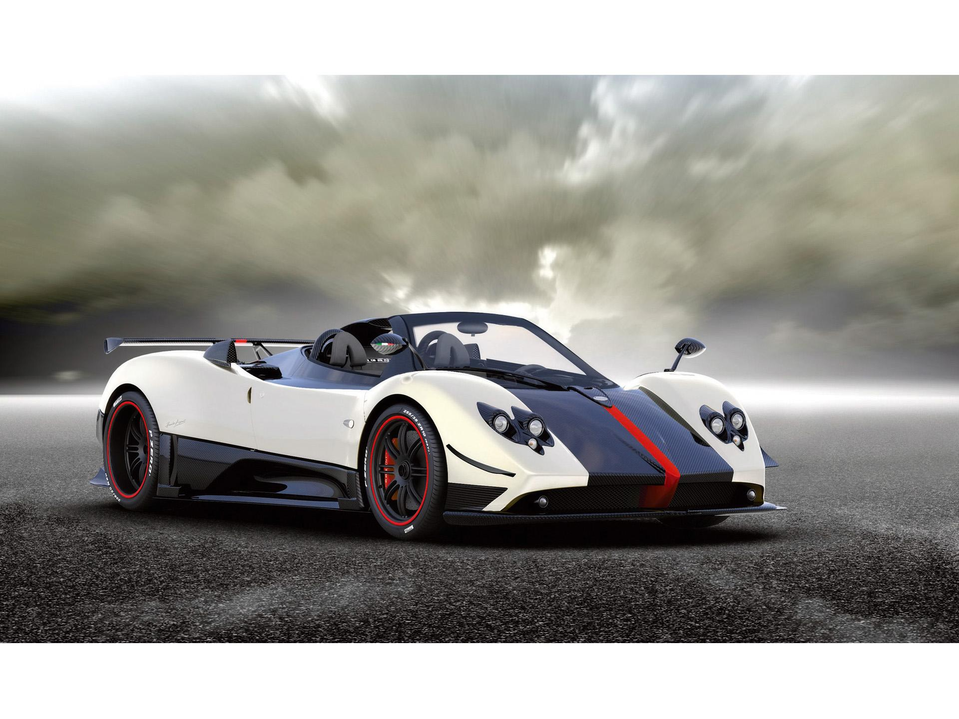 2009 Pagani Zonda Cinque Roadster News and Information