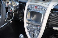 2011 Pagani Huayra.  Chassis number ZA9H11RAYYSF76001