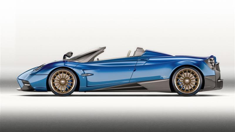 2017 Pagani Huayra News and Information | conceptcarz.com